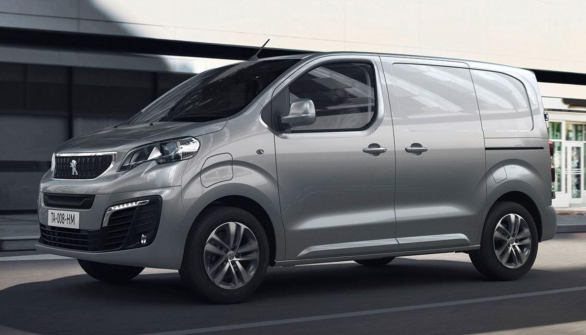 Der Nächste bitte: Peugeot e-Expert erscheint 2020