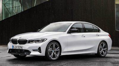 Prescht 2023 ein vollelektrischer BMW 3er vor?