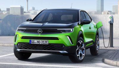 Der Opel Mokka-e ist offiziell