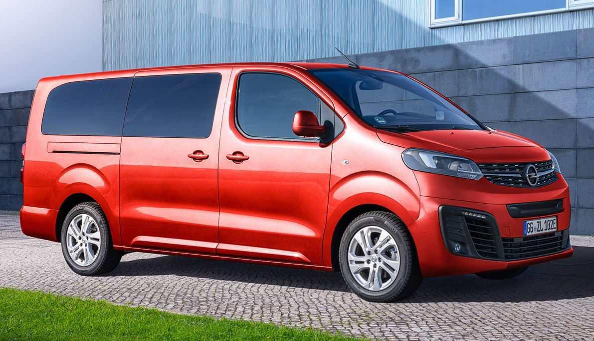 Opel Zafira-e Life: Hersteller gibt alle Details bekannt