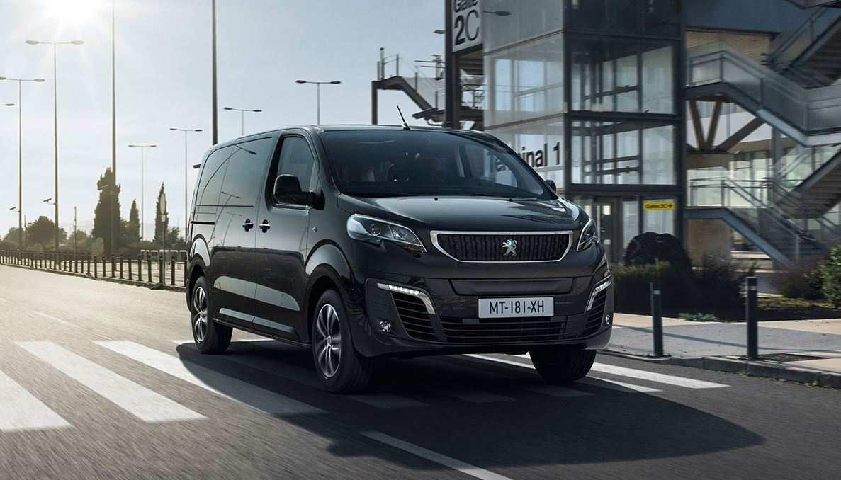 Peugeot e-Traveller: Neuer E-Van macht sich auf den Weg