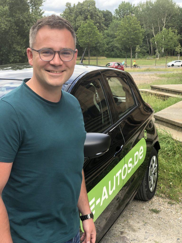 Teamvorstellung E-Autos.de Ronny