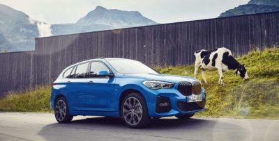 BMW X1 und BMW 5er werden künftig vollelektrisch
