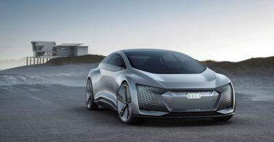 Codename Landjet: Entwickelt Audi einen vollelektrischen A9?