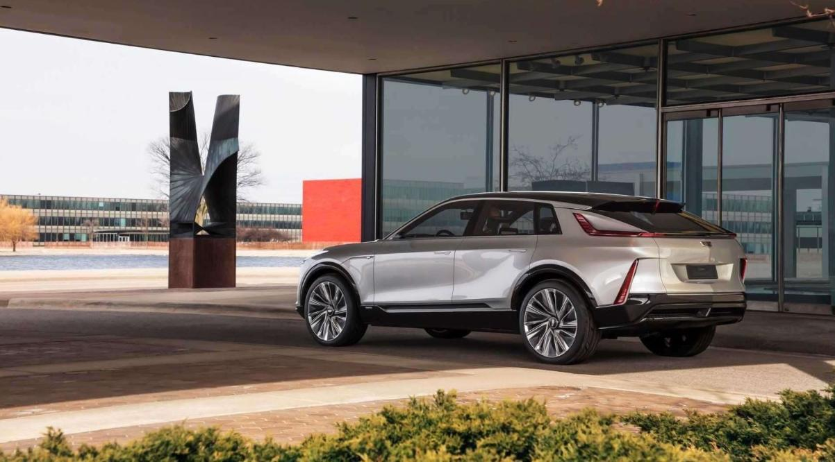 Cadillac Lyriq: Luxus-SUV soll Ende 2022 starten
