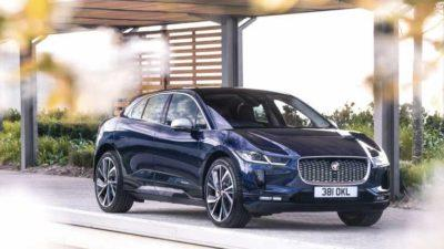 Jaguar I-Pace als elektrisches SUV