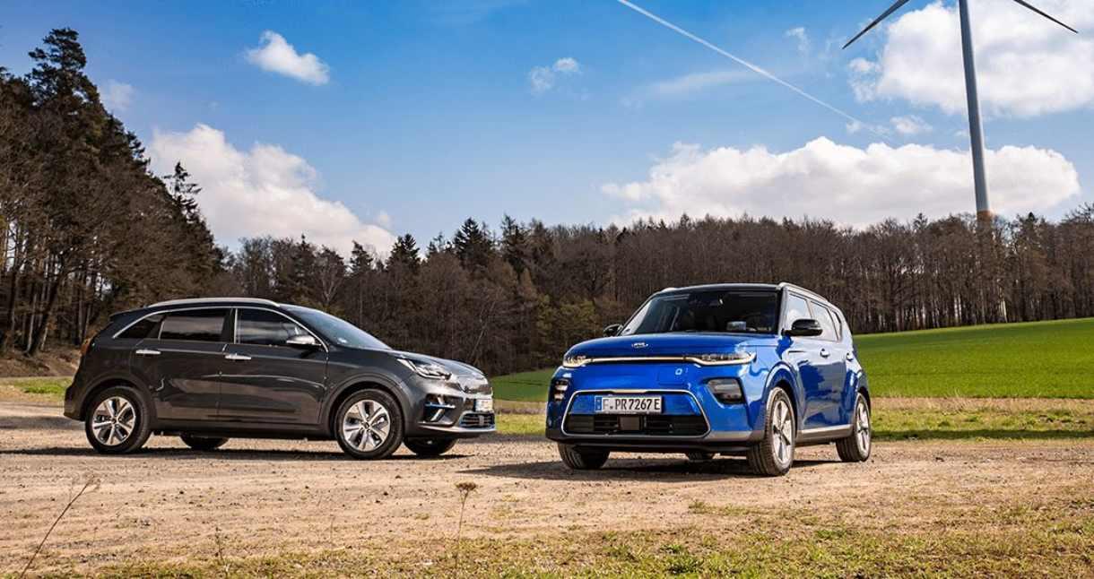 Kia plant sieben neue Elektroautos bis 2027