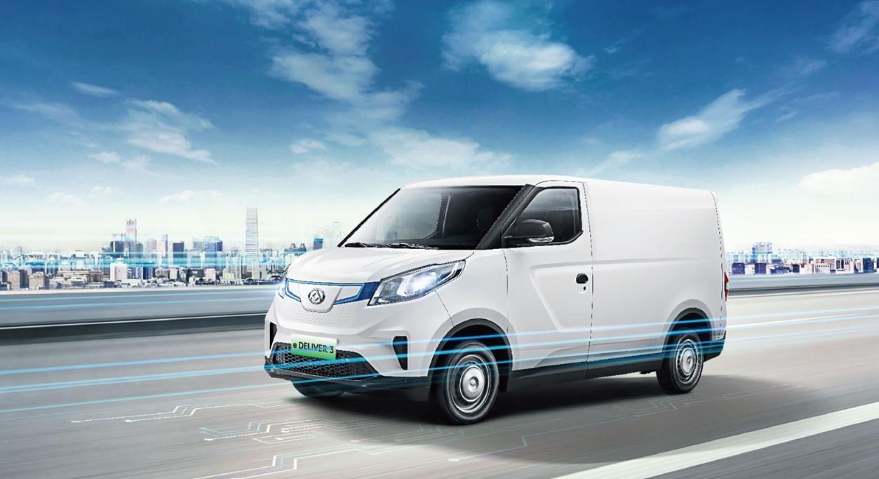Offizieller Vertrieb der Maxus E-Transporter in Deutschland gestartet