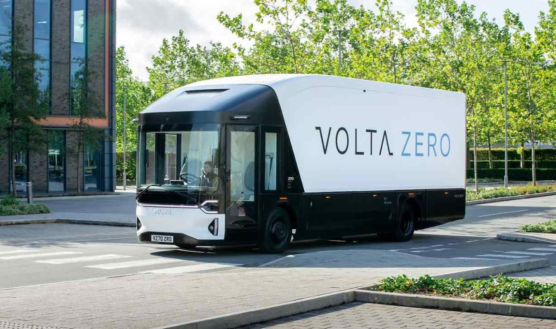 Rein elektrischer Lkw Volta Zero für den städtischen Bereich vorgestellt