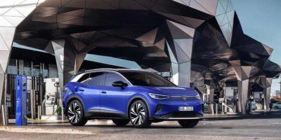 """Der VW ID.4 erblickt als """"Weltauto"""" das Licht der Welt"""