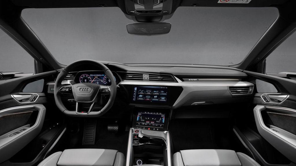 Innenraum Audi e-tron GT