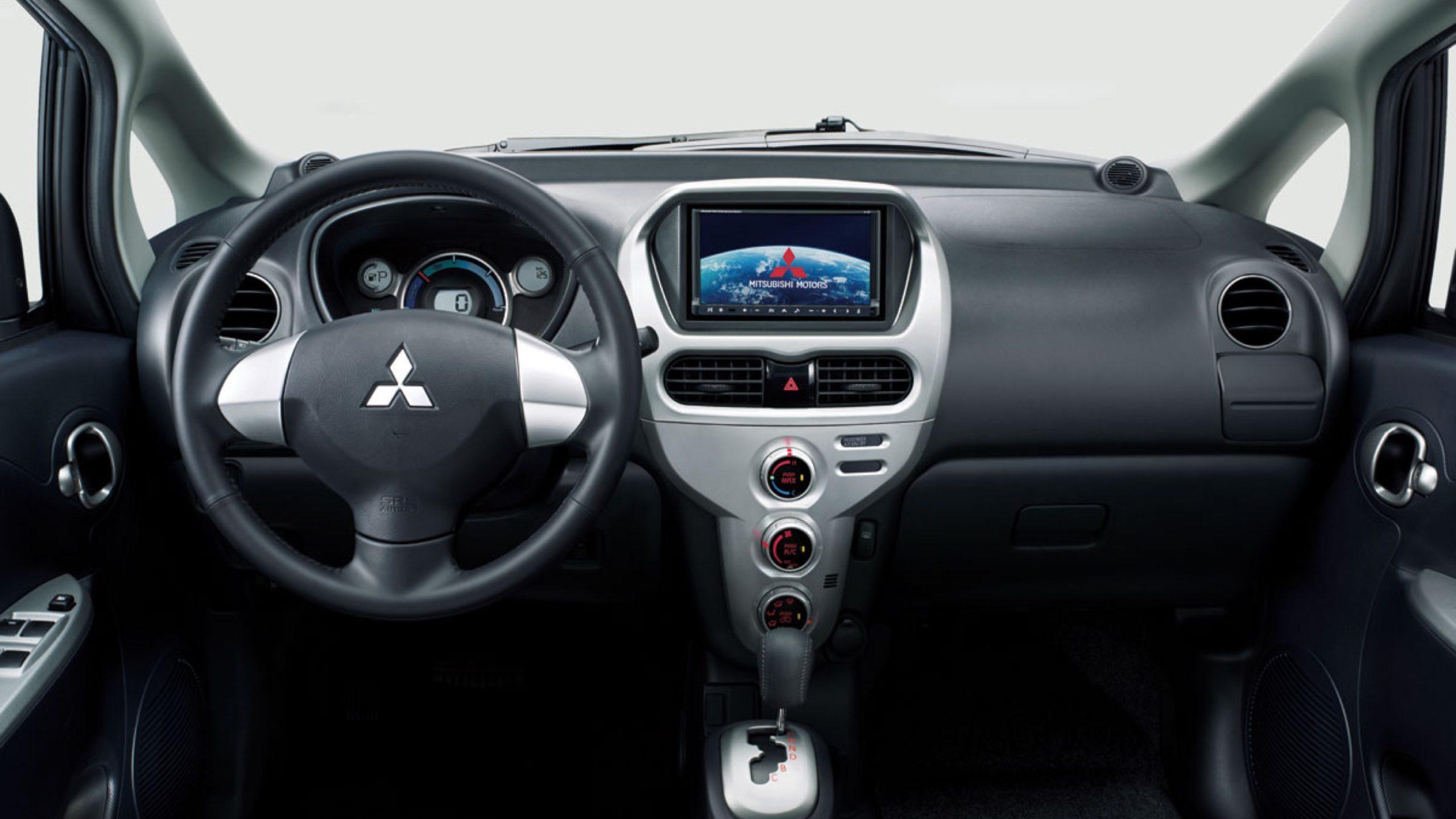 Mitsubishi i-MiEV Innenraumansicht