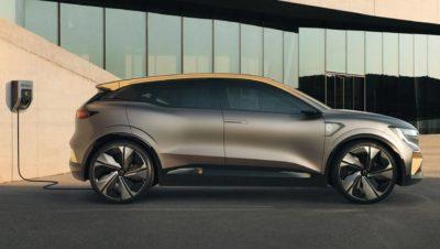 Renault Megane eVision startet im kommenden Jahr