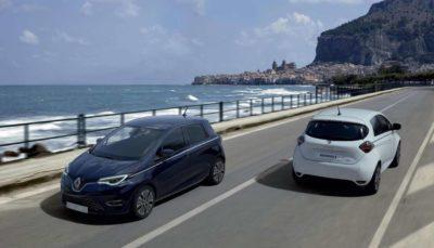Renault Zoe Riviera erscheint als limitiertes Sondermodell