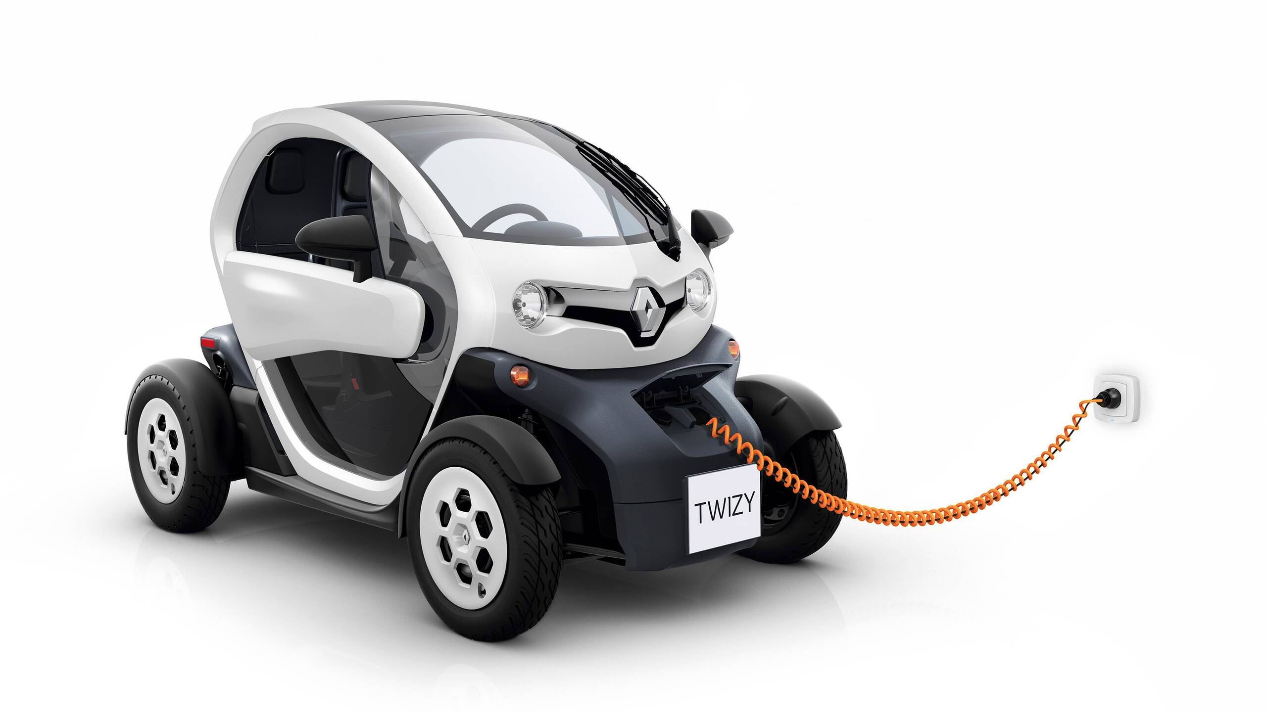 Renault Twizy Frontansicht