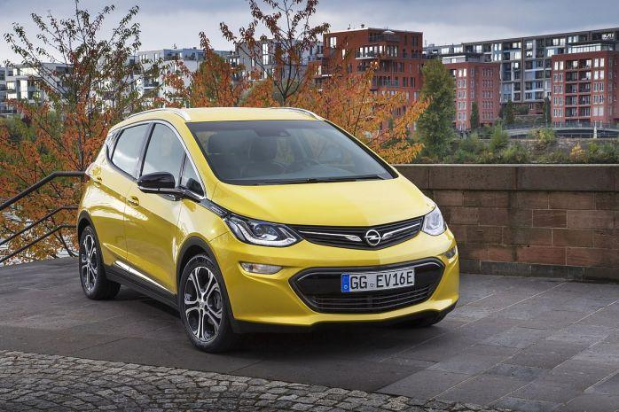 Opel Ampera Frontansicht