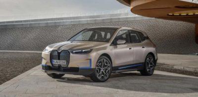 Aus dem iNext wird der BMW iX: Polarisierendes E-SUV präsentiert