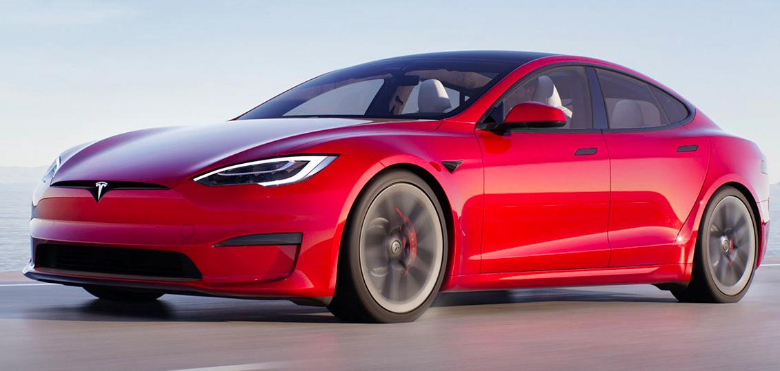 Tesla überarbeitet die Modellpalette