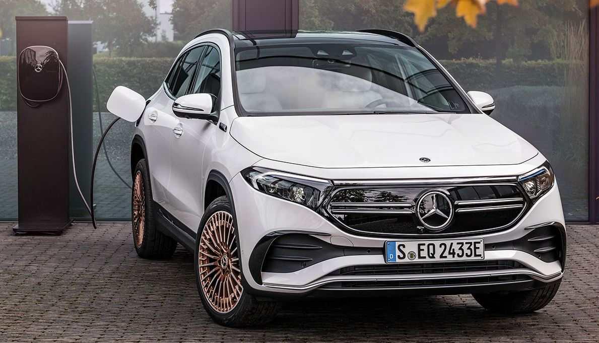 Mercedes EQA: Neues SUV vergrößert die Palette an E-Autos