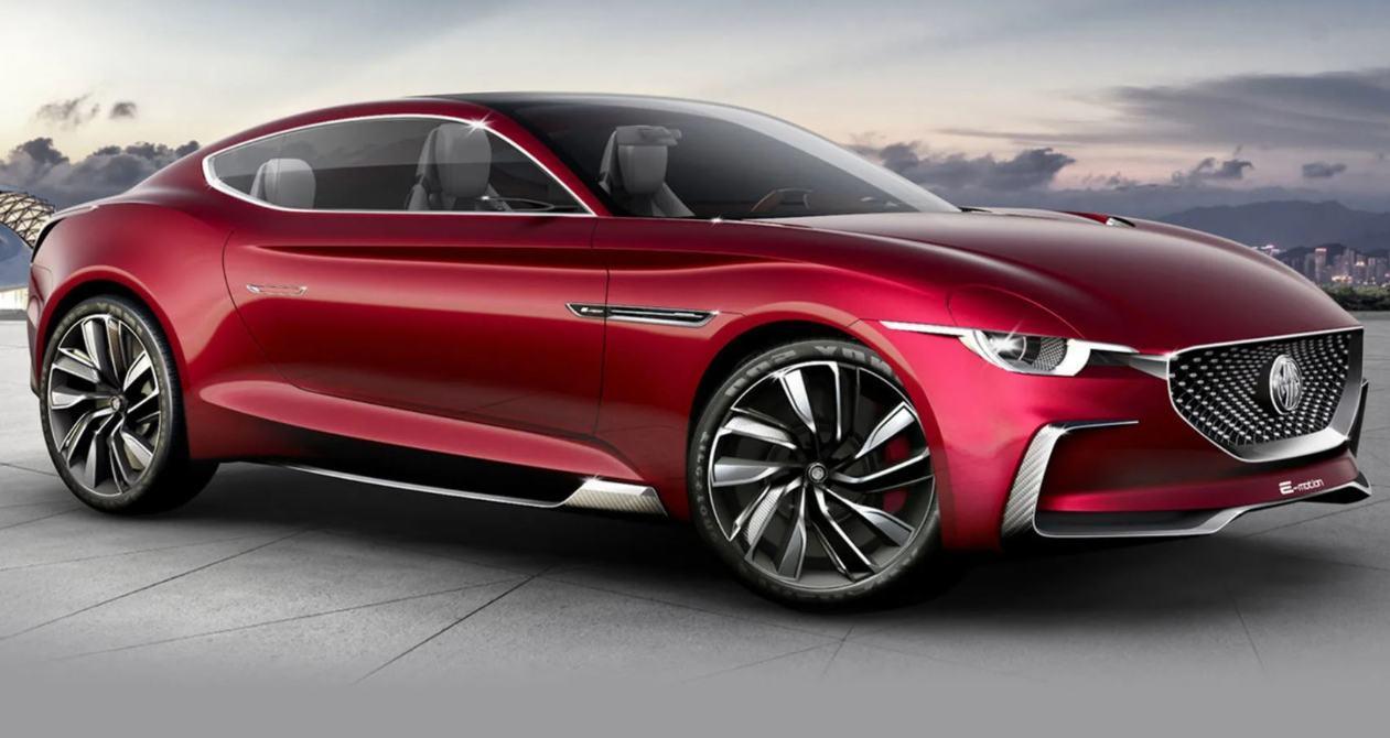 Kleinwagen und Sportcoupé: MG plant wohl zwei E-Autos