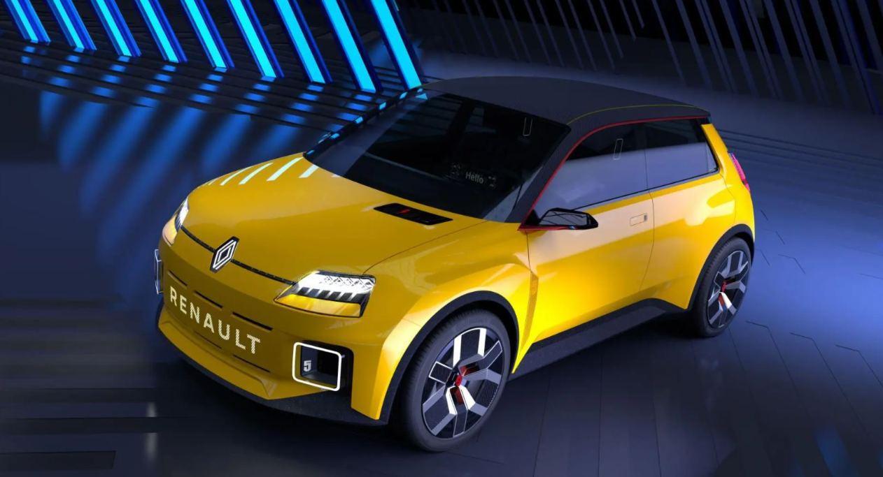 Renault 5 Prototype als Vorbote der neuen Marken-Strategie