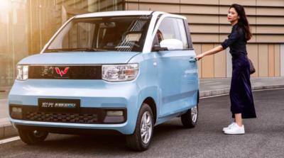Hongguang MINI EV - erfolgreicher als das Tesla Model 3