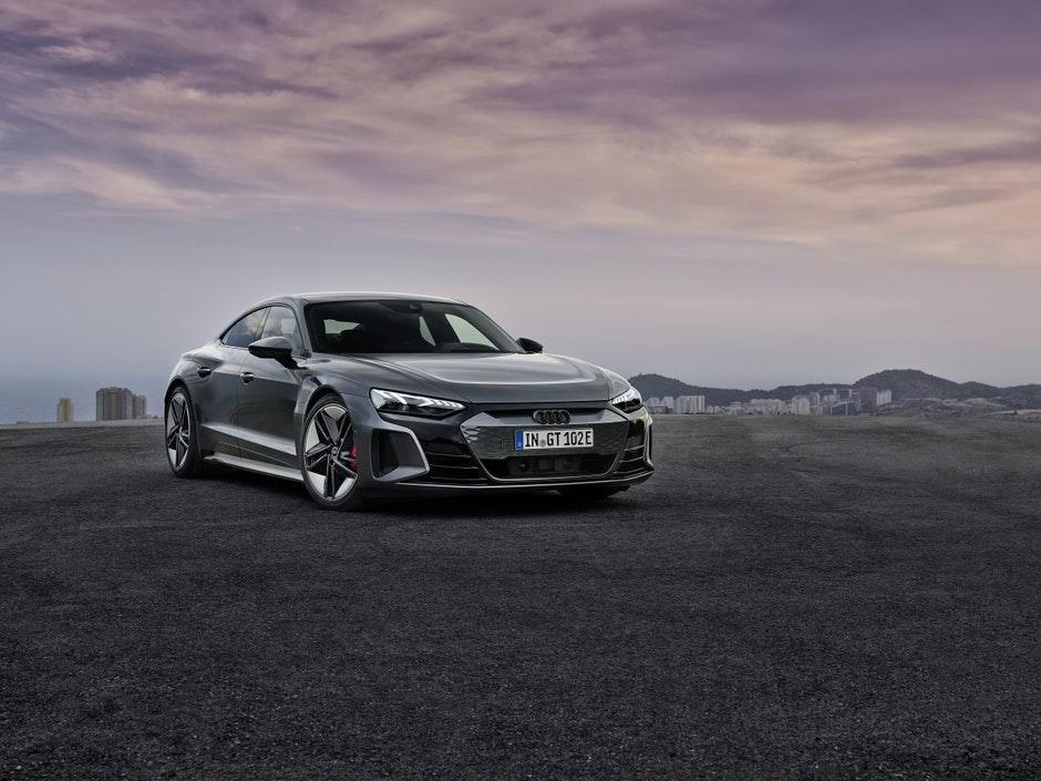 Audi e-tron GT – mehr als nur ein Sportwagen
