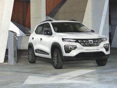 Dacia Spring – Elektroauto für wenig Geld