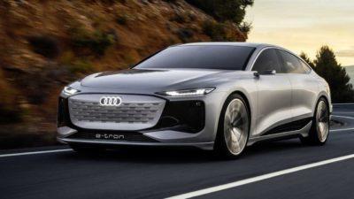 Audi A6 e-tron Concept – mit neuer Plattform