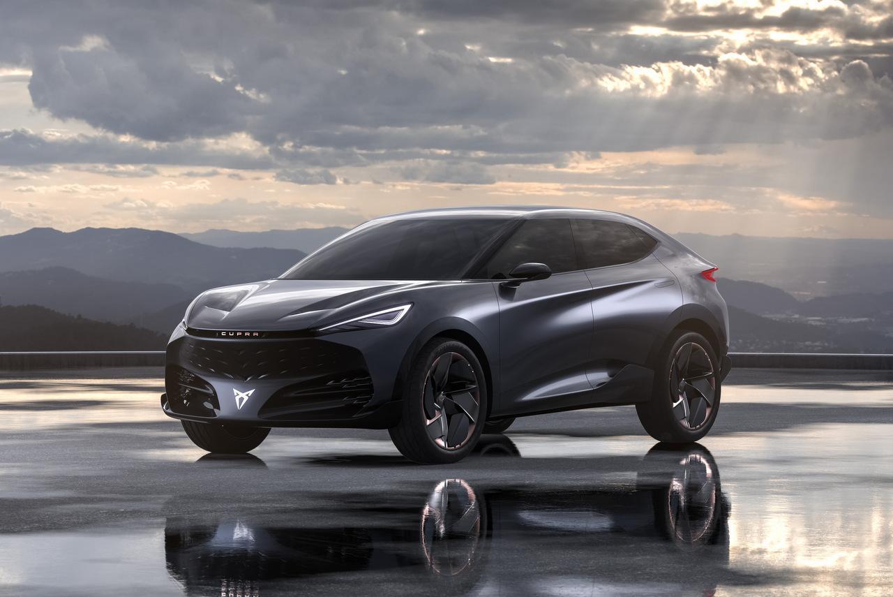 Cupra Tavascan – Coupé-SUV der Spanier geht in Serie
