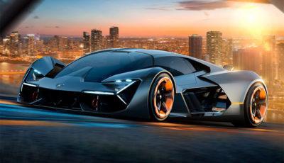 Lamborghini – in Zukunft elektrisch?