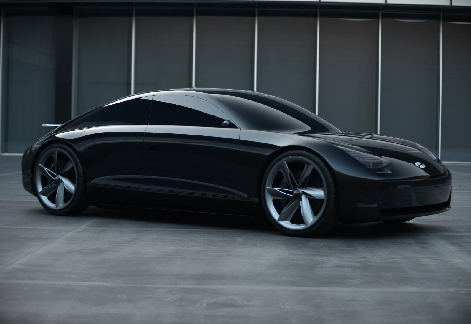 Hyundai Ioniq 6 – ein neuer Look