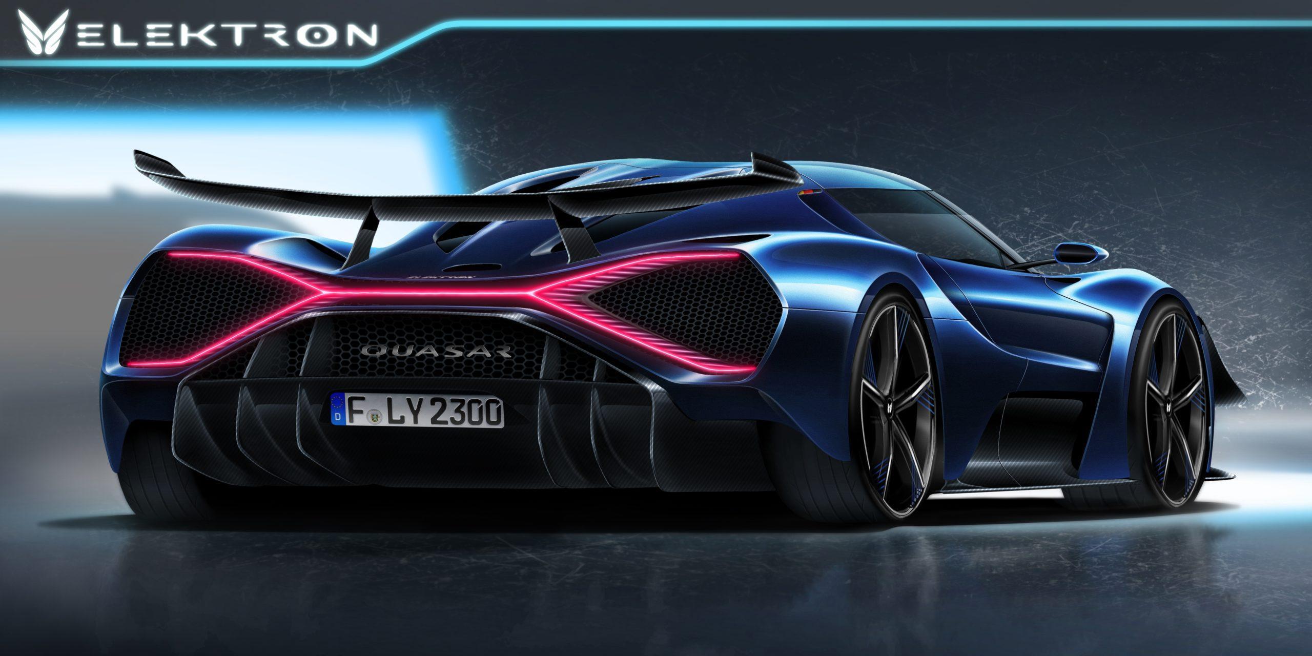 Elektron Quasar – Das stärkste Auto der Welt