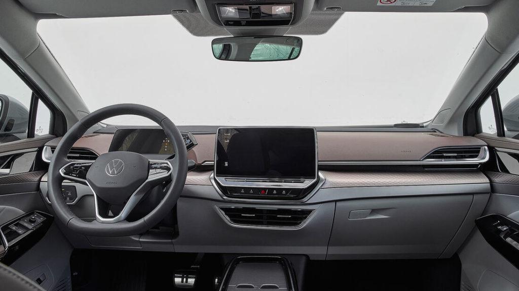 Innenraum des Elektro-Vans VW ID.6