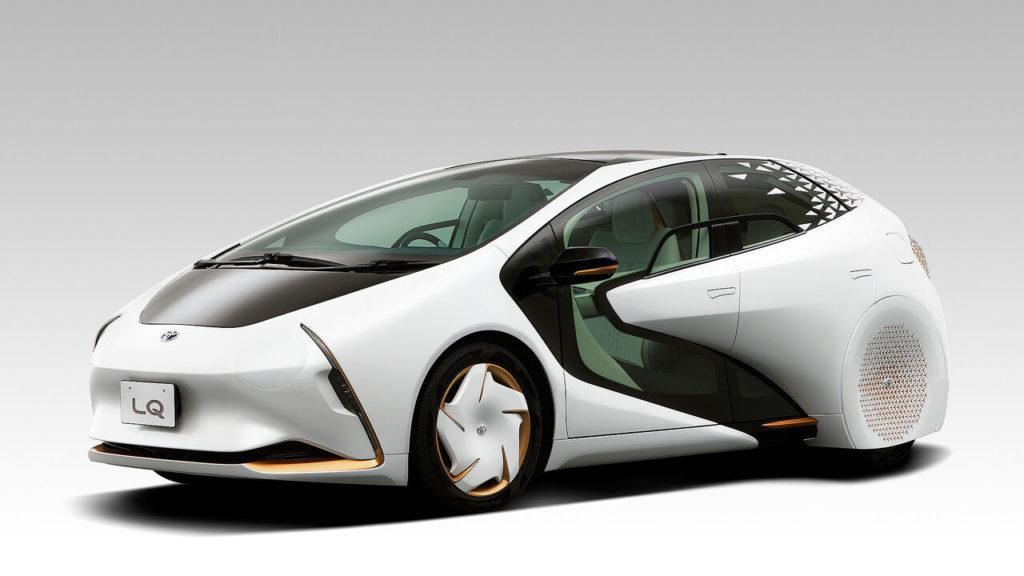 Konzeptauto aus Japan Toyota LQ