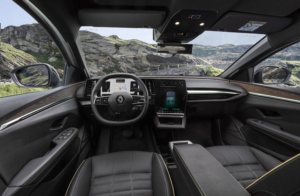 Innenausstattung Renault Mégane E-TECH